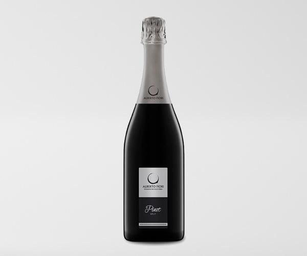 Spumante Brut Oltrepò Pavese Pinot Nero DOC - Valdamonte