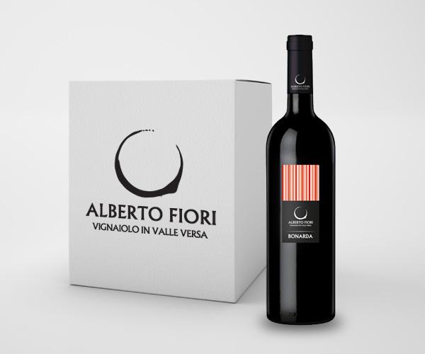 Bonarda dell'Oltrepò Pavese - Confezione da 6 bottiglie