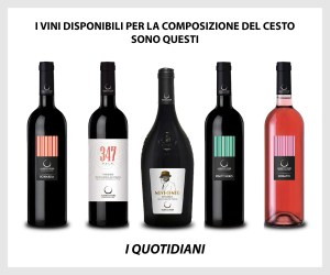 Scelta vini - Cesto quotidiani