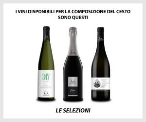 Scelta vini - Cesto selezioni