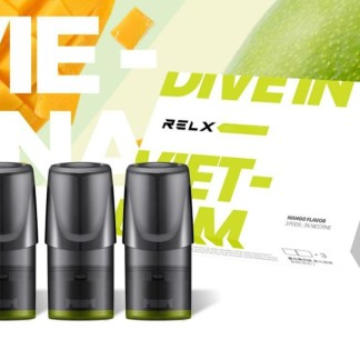 RELX 12 boxs of pods for only 99 USD (767HKD) - Special Offer for A Lucky Hong Kong Vaper - May 8-10th only