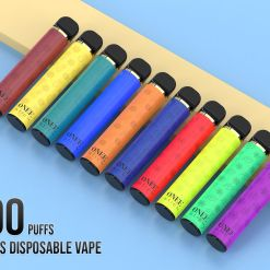 1800Puffs ,1100mAh Battery ,6.2ml Ejuice ,News Disposable Vape From KANGVAPE