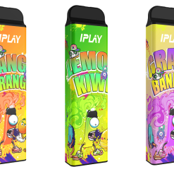 IPLAY 3 IN 1 3000puffs disposable wholesale