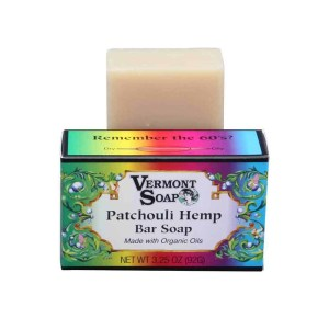 Patchouli Hemp