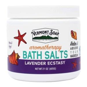 Lavender Ecstasy Bath Salts