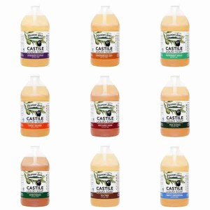 64oz Castile Liquid Soap Refills
