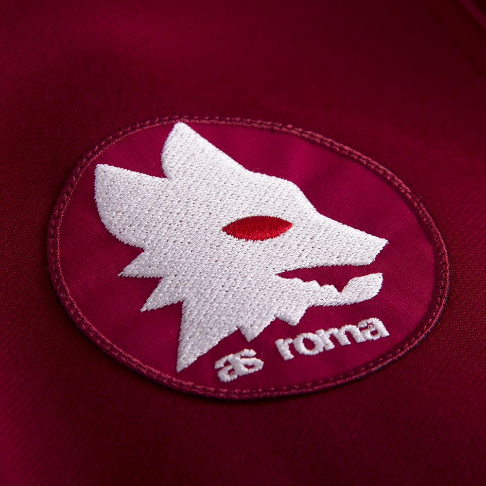 AS Roma Retro Jacket 1983 – Voetbal International