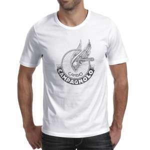 campy tshirt campagnolo logo vintage