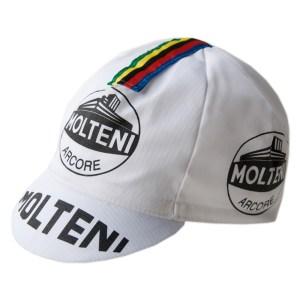 casquette vintage cyclisme vélo eddy merckx molteni