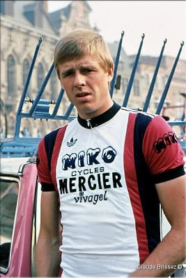 miko mercier maillot vintage
