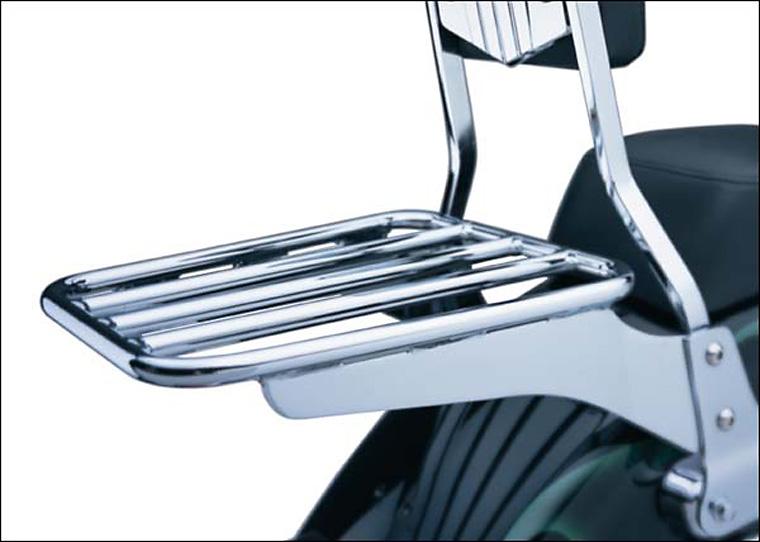 cobra sissy bar luggage rack