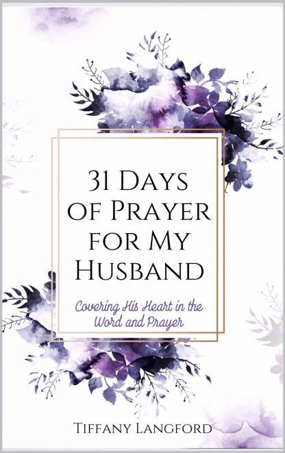 31 prayers for my husband