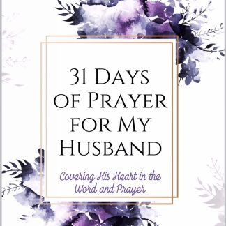 31 prayers for my husband