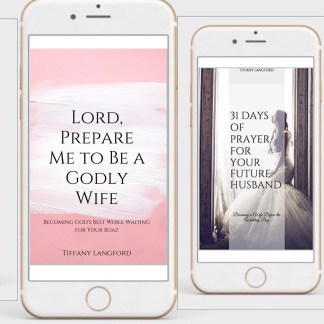 31 days of prayer for your future husband