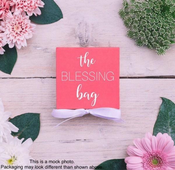 the blessing bag