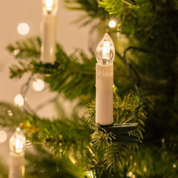 LED Christbaum-Lichterkette