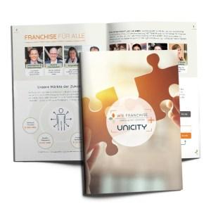Geschäft EMS Broschüre