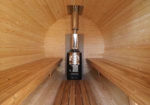 Das Komfortable SaunaMobil