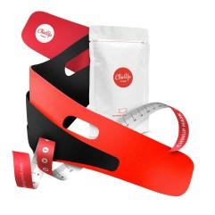 Lõuaauluse hoolduskomplekt ChinUp mask lõualoti vähendamiseks