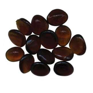 Sable Small Bead Fire Glass