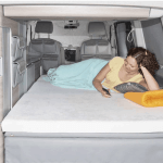 Brandrup Bed Sheet For Ixtend Folding Bed In Vw T6 1 Multivan And Beach