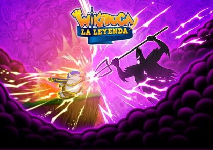 Wikiduca Poster 11 - Choque De Titanes