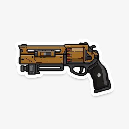 Destiny Fatebringer gaming sticker by WildeThang