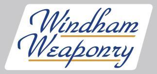 Windham Weaponry Logo Adhesive Sticker