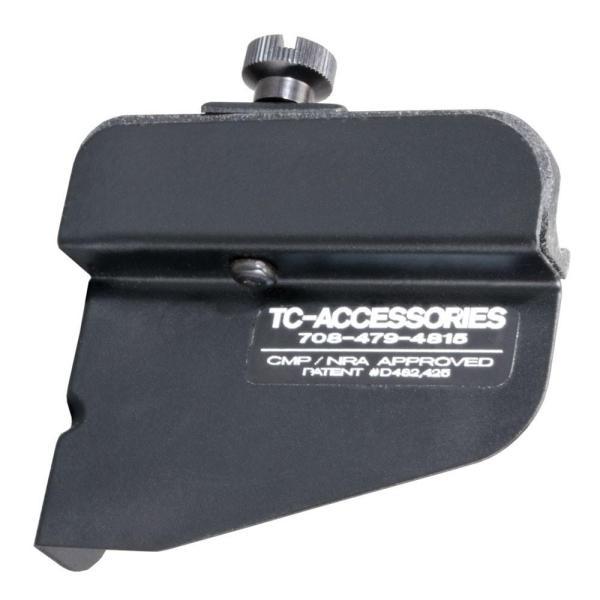 Flat Top Brass Deflector for AR15 / M16