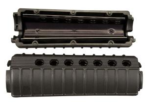M4 Type Double Heat Shield Car Handguard for AR15 / M16