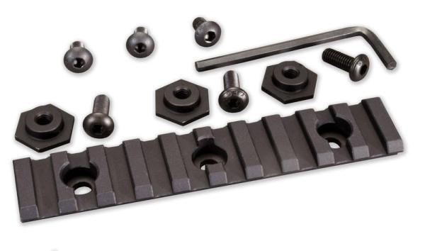 Midwest Industries 4inch Handguard Rail for AR15/M16