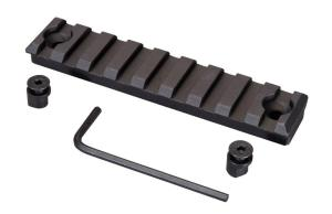 Midwest Industries 3.75inch KeyMod Rail for AR15 platform rifles