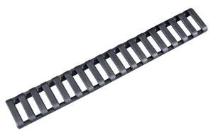 ERGO 18 Slot Low Profile Picatinny Rail Covers