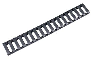 ERGO 18 Slot Low Profile Picatinny Rail Covers