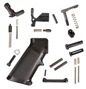 Lower Receiver Parts Kit Less Fire Control Parts for AR15
