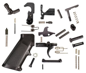 Complete Lower Receiver Parts Kit for AR15