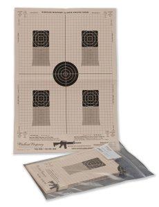 Windham Weaponry 25 Meter Zeroing Target - 10 Pack