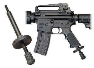 Pistol Grip MonoPod for AR15 / M16