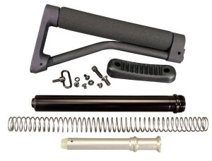 Skeleton Stock Kit for AR15 / M16