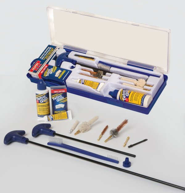 Tetra Modern Sporting Rifle Cleaning Kit for AR15/M16 Rifle
