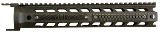 MCS Railed Forend with Interchangeable Panels for Multi-Cal Rifles