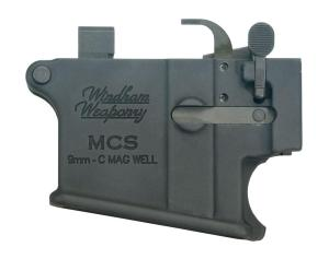 MCS (Multi Caliber System) Magazine Well for 9MM Caliber