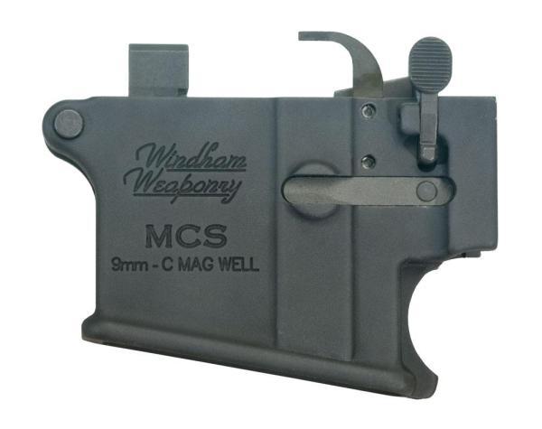 MCS (Multi Caliber System) Magazine Well for 9MM Caliber