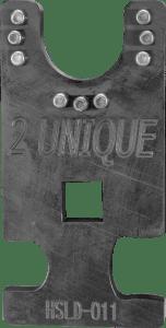 AR15/M16 Barrel Wrench Plate