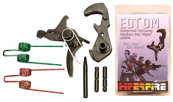 Hiperfire EDT DM Trigger for AR15 / M16 & AR10 Rifles