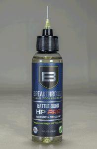 Breakthrough Battle Born HP Pro Lubricant and Protectant
