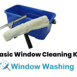 Basic Window Cleaning Kit