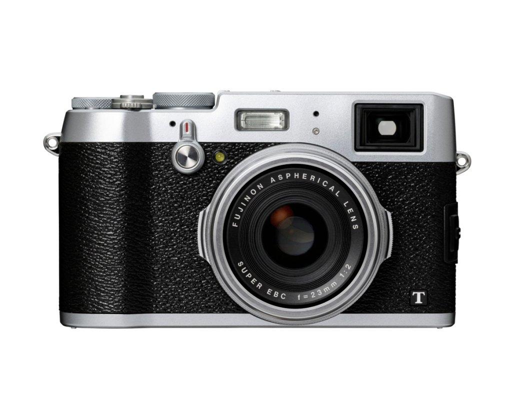 X100T Silver Fujifilm