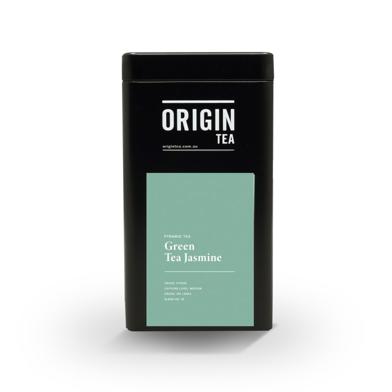 Origin Green Jasmine Loose Leaf Tea Special