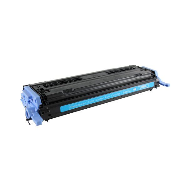 HP 124A (Q6001A) Laser toner, Cyan, Compatible(2000 pages) - HP Lasertoners  - Pixojet Ink. toner and accessories